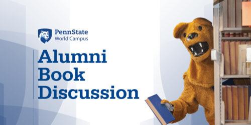 November Penn State World Campus Alumni Book Discussion