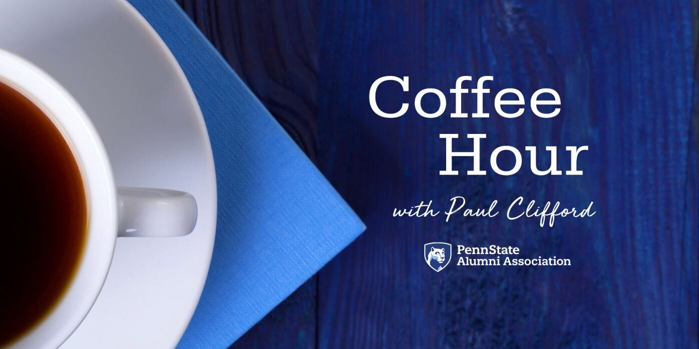 Coffee Hour with Paul Clifford