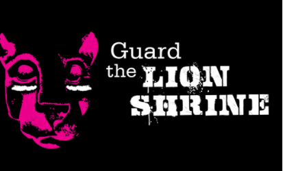 Guard the Lion Shrine at University Park
