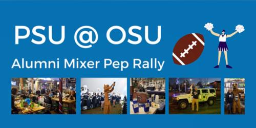 PSU @ OSU Alumni Mixer Pep Rally