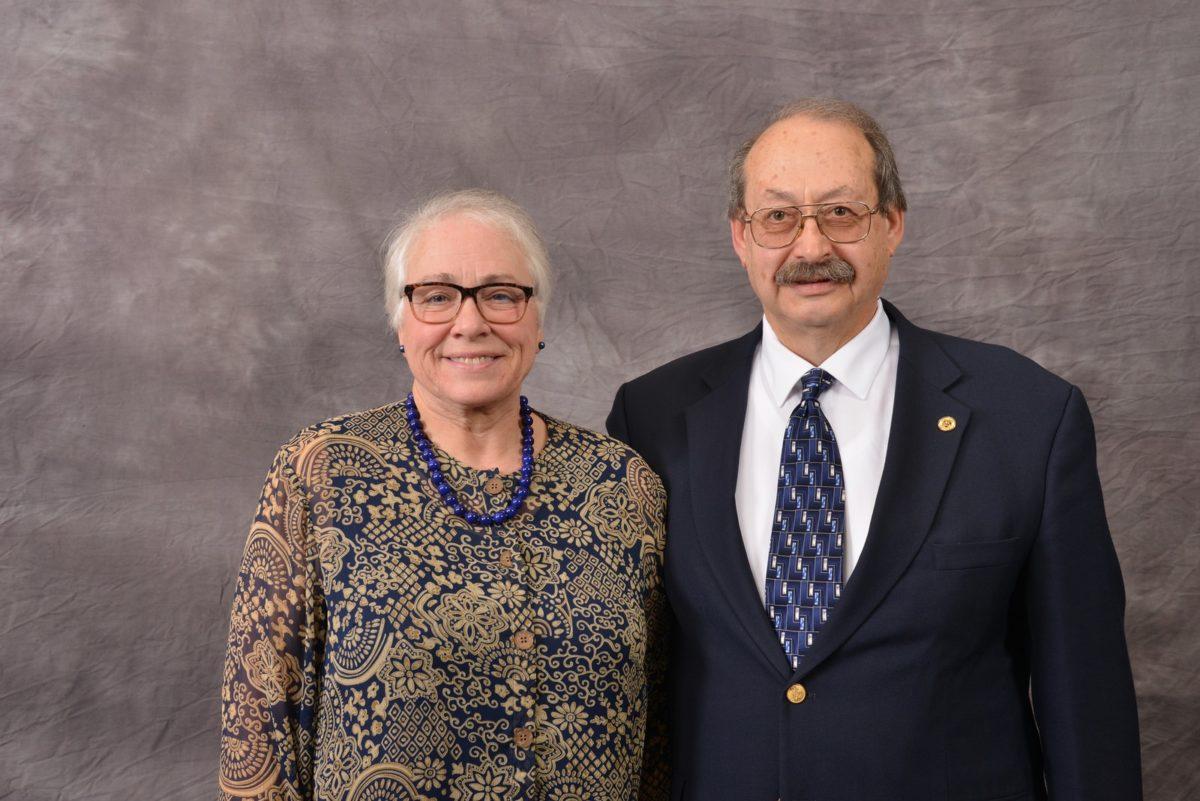 Al and Sharon Matyasovsky