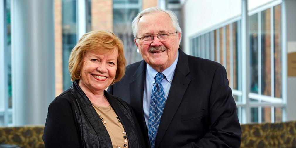 Richard and Claudia Fischer