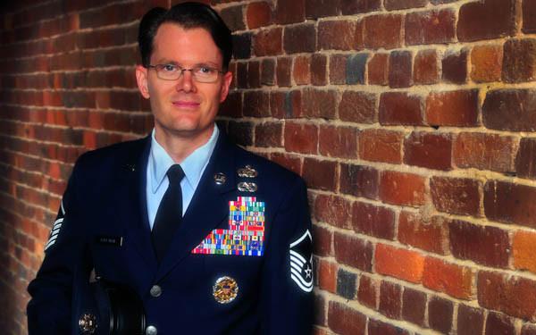 Air Force Master Sgt. Nathan Gallahan