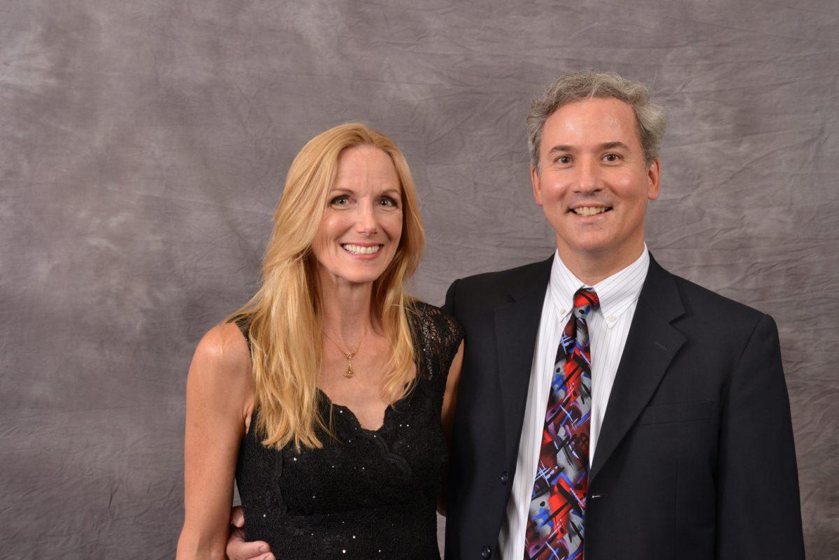 Kelly and Tom Brugger