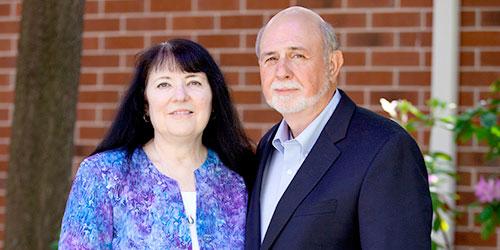 Dan and Agnes Mazur